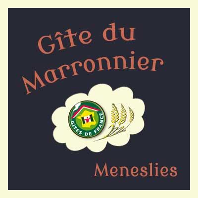"""Page Facebook """"Le Gîte du Marronnier"""""""